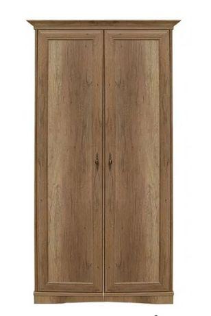 Турин Шкаф для одежды П 036-18 Дуб Каньон, Сосна Карелия