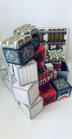 Игра Minecraft картон
