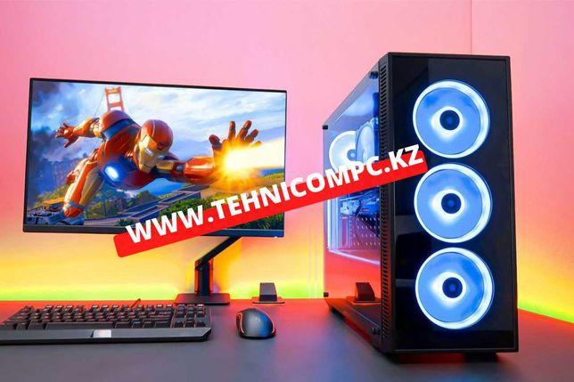 игровой компьютер ПК для игр intel core i5 + gtx 750ti