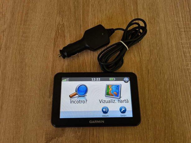 GARMIN Nuvi 50LM Gps cu incarcator, card 8GB, harti Full Europa 2021