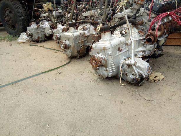 Кпп Газ-53, Газ-66, Газ-3307, Газон