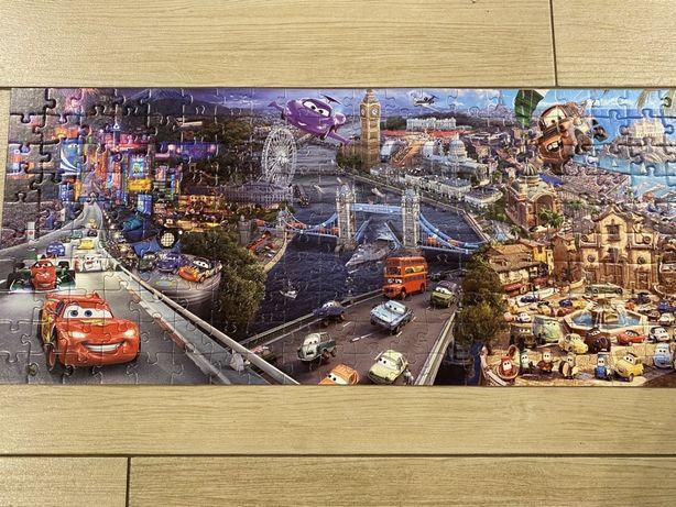 Puzzle lipit (pentru inramat tablou)