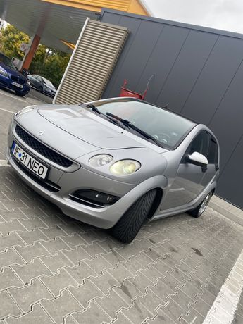 !!!Vand Smart BRABUS For Four!! 177 CP