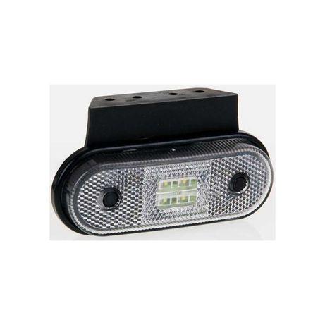 Еврогабарит LED - висящ / 12-24V / с 4 диода / бяло, червено , жълто