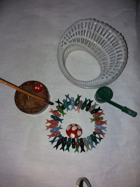 Lot cinci obiecte vechi