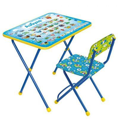 Столик со стулом, Ника, Азбука