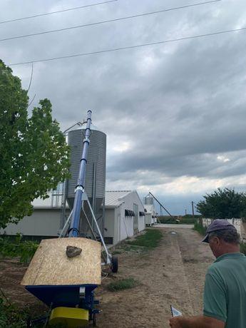 Snec cereale diametru 200, lungime 12 metri