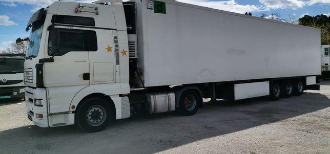 Vând  camion  Man
