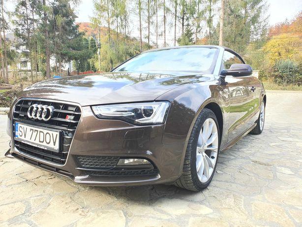 Audi A5 cabrio quattro s line