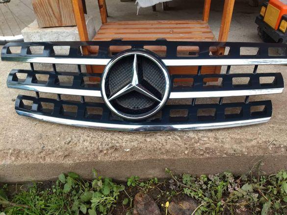 Решетка Mercedes-Benz МL 164