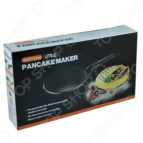 Delimano Pancakemaker nou!