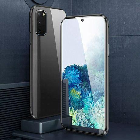 Двоен Магнитен Кейс за Samsung Galaxy S20FE / A52 5G 360 Градуса Кейс