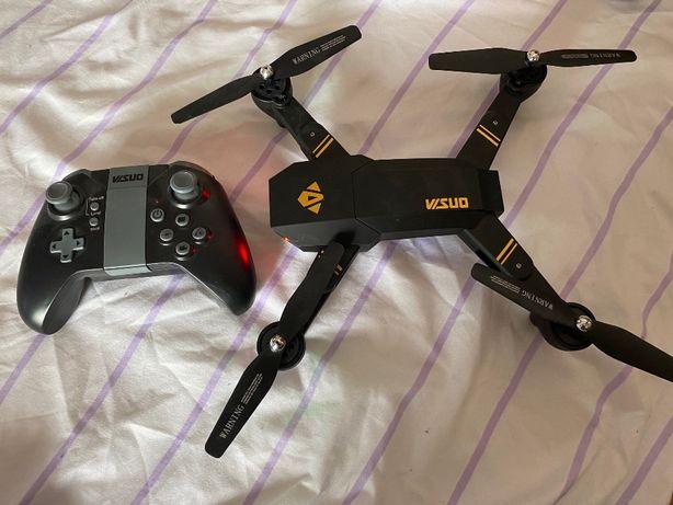Drona Visuo XS809WH Cu Brate Pliabile Camera HD