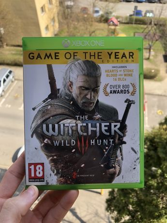 The Wicher 3 (Game of the year edition)