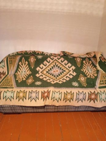 Новый комплект покрывал на диван и кресло, пр-во Турция