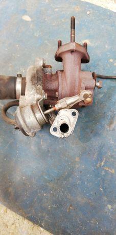 Turbo opel corsa D de 1.3 diesel de 75 cp din 2008