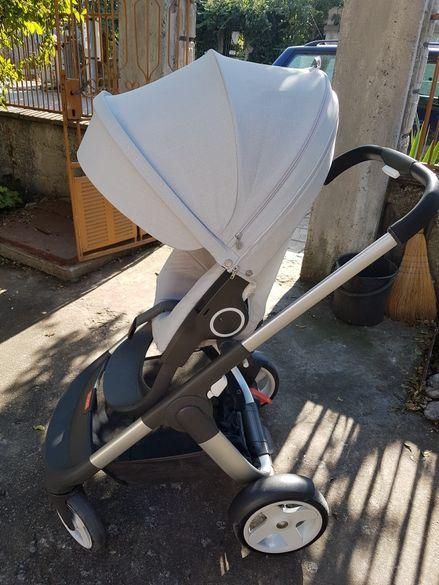Stokke Crusi бебешка количка нова