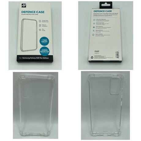 Samsung S20 FE Husa originala Zagg Clear Case