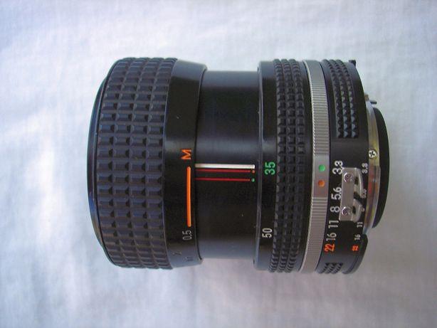 Zoom Nikon 35-70 baioneta metalica