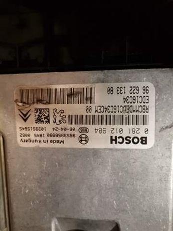 Kit pornire Bosch peugeot  407  0281012984