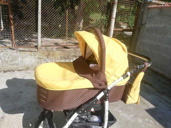 Бебешка количка s max retrus
