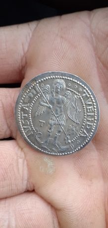 Moneda colecție  argint