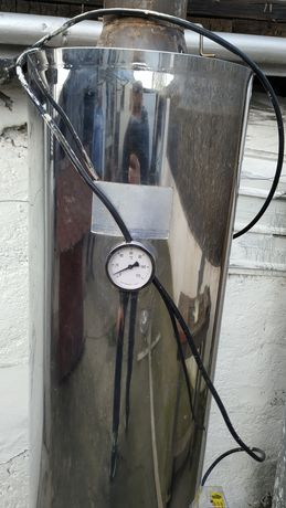 Boiler INOX apă caldă menajera