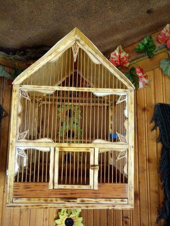 Клетка за птички