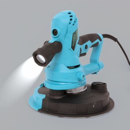 Slefuitor pereti cu aspirator, 5 Viteze,180mm, Detoolz 750W, Garantie