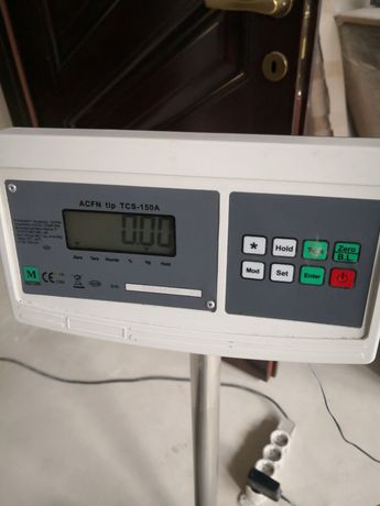 Cantar electric platforma - TCS - 150KG