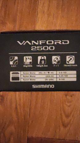 Продам катушку Vanford 2500