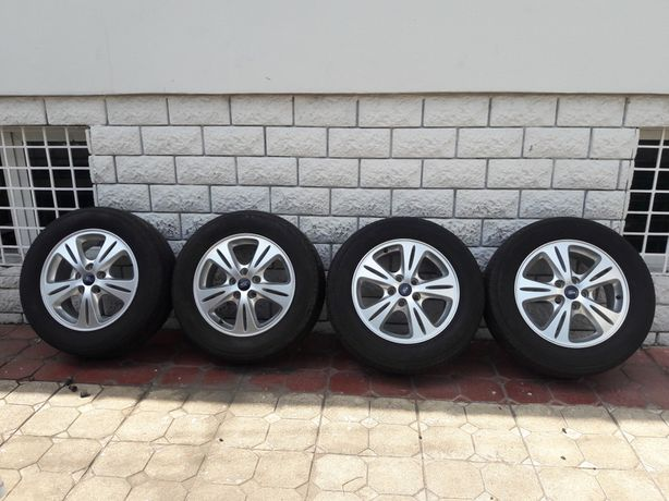 Jante Ford S Max 6.5x16 et 50 5x108