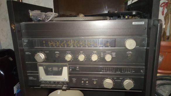 Радио- грамофон касетофон