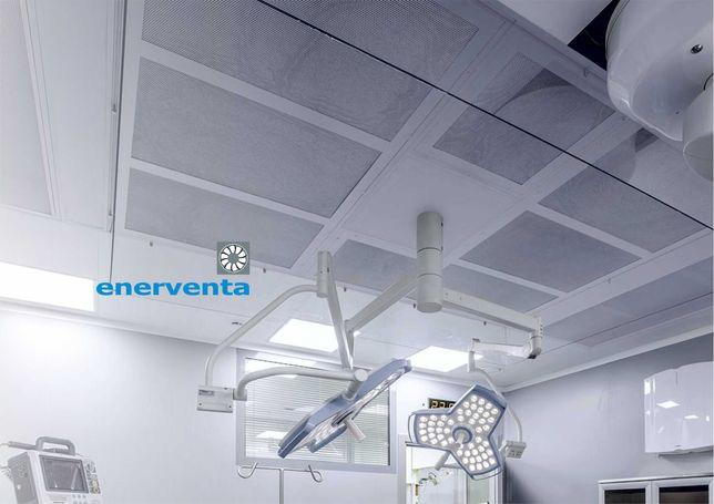 Вентиляция медицинских центров, больниц и стоматологий