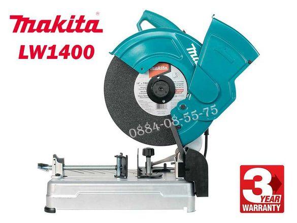 Циркуляр настолен / отрезна машина Makita LW1400, 2200W, 355мм