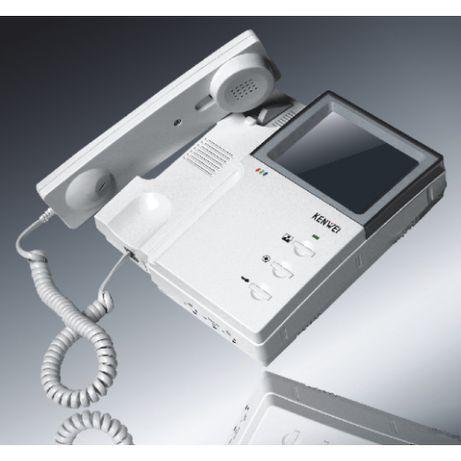 Kenwei KW-4HPC Цветен видео домофон +Kenwei KW-139MC Цветна камера