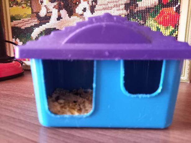 продам домик для хомяков