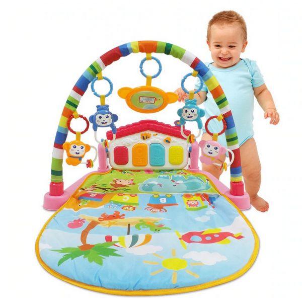 Музикална гимнастика за бебе гр. Варна - image 1
