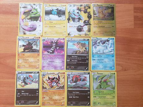 Pokemon -карти за игра и колекции