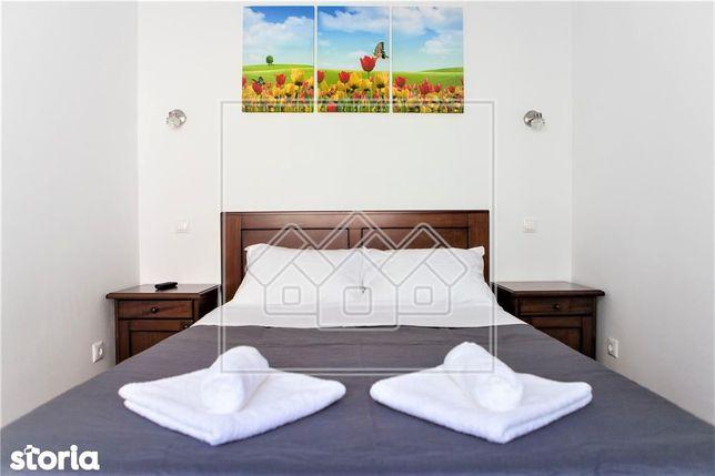 Apartament cu 3 camere- et.intermediar - zona Nicolae Iorga