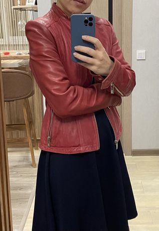 Кожаная куртка оригинал