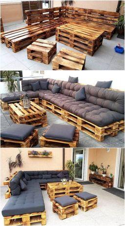 Paleti din lemn pentru mobilier gradina/casa/balcon/terasa/marfa/etc