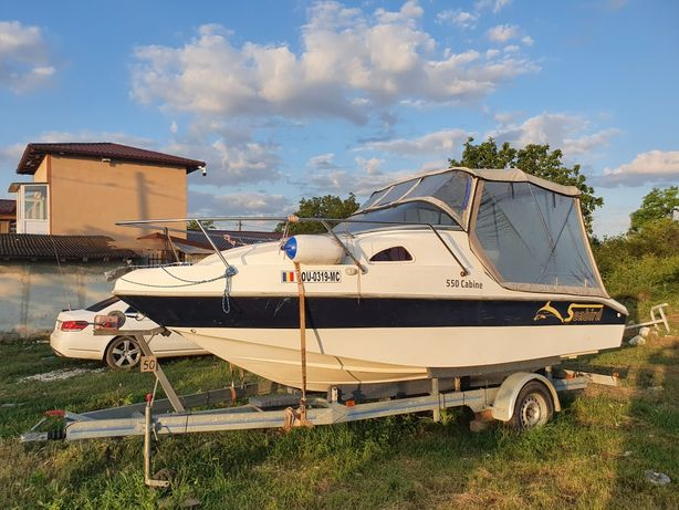 Vând barcă bayside seabird