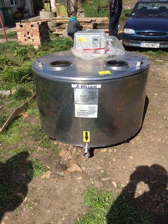 Racitor tanc de lapte frigotehnist pentru reparați sunați250-820litri