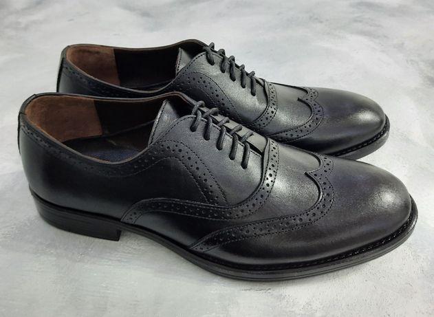 Обувь. Кожаные классические туфли
