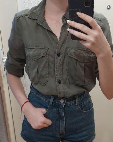 Дамска риза с дълъг ръкав H&M