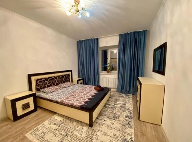Посуточно 2 комнатная квартира район Абу Даби