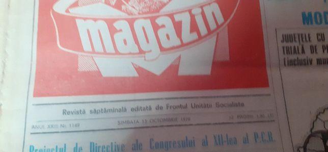 Ziar magazin anii 70
