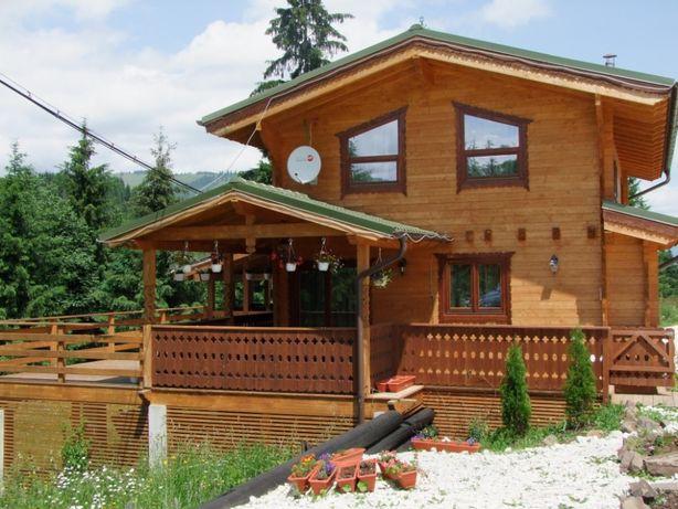 Cabana cu ciubar- (8 pers.) in Bucovina(Vatra Dornei)-ocupat Revelion