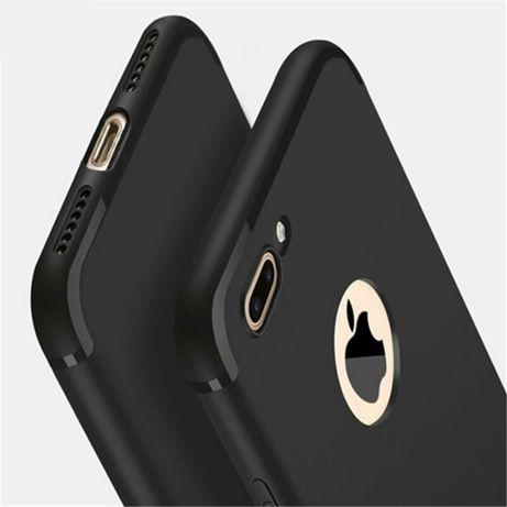 Матов гумен Кейс / Бъмпер за Apple iPhone 7+ / 7 Plus